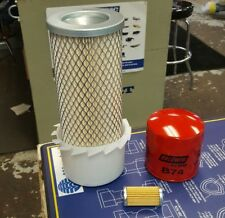 FORD TRACTOR FILTERS  MODEL 1710