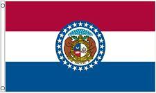 Missouri Staat Vereinigte Staaten Von Amerika 5'x3' Flagge