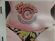 FANCY TURNS YOU ON 33 RPM EX  110915 TLJ