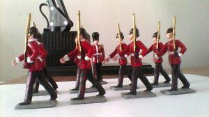 Lead Toy Soldier Lancashire regiment