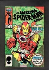 Amazing Spider-Man Annual #20 MARVEL 1986 1st Arno Stark Iron Man 2020