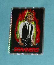 vintage SCANNERS movie PRISM STICKER