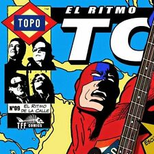 TOPO - El Ritmo de la Calle / New CD 2015 / Spanish Hard Rock, AOR / ASFALTO