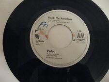 "Falco rock me amadeus - 45 Record Vinyl Album 7"""