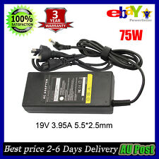 Laptop Charger AC Adapter Power for TOSHIBA Satellite L650 A660 C650 A500 NSW