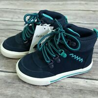 Cat & Jack™- Toddler Boys' Navy High-Tops Sneakers Size 5 , 6 ,7, 8, 9 ~ NEW