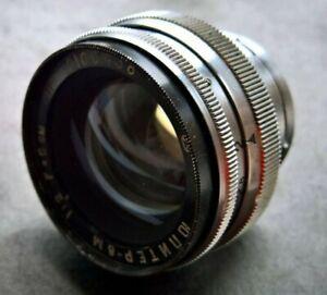 Jupiter-8M lens Carl Zeiss Sonnar Vintage lens film camera photography ussr