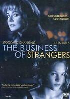The Business of Strangers (2001) DVD Nuovo Sigillato stockard Channing Come Foto