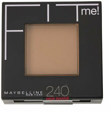 MAYBELLINE Fit Me Pressed Powder 240  Golden Beige NEW