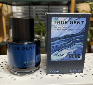 3.4 ounce Size Avon True Gent Blue Men's Cologne Brand new!  Nice Scent