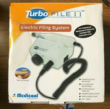 Medicool's TURBO File II Professional Electric Filing System BRAND NEW