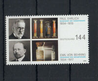 "Germany 2004 ** / MNH - Paul Ehrlich and Emil von Behring ""Medic"""