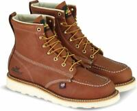 "Thorogood American Heritage Men's 6"" Moc Toe Max Wedge Non-Safety Boots"
