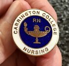 Carrington+College+School+Nursing+Nurse+RN+Hat+Lapel+Pin