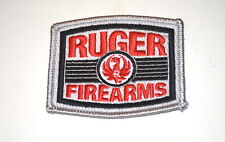 RUGER FIREARMS LOGO PATCH 10/22 SR9 MKIII 22/45 LCP LCR RUGER AMERICAN RUGER PC9
