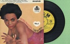 EARTHA KITT / All I Want Is All There Is And ..... MGM EP-772 England 1962 EP EX