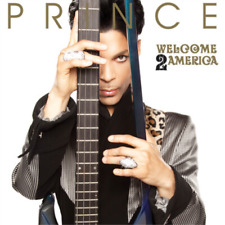 Prince Welcome 2 America CD 2021