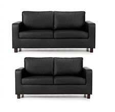 BRAND NEW CHICAGO CANDY BYRON MAX LEATHER FULL BACK CORNER and 3+2 Sofa *SALE*