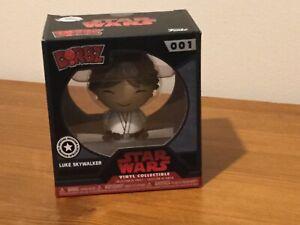 Disney Star Wars Luke Skywalker Dorbz Colectable Vinyl Figure