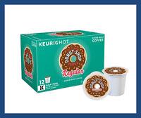 The Original Donut Shop 72 K-Cups Regular Extra Bold for Keurig Brewers
