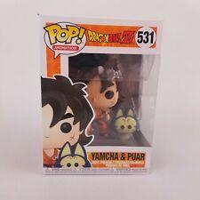 Dragon Ball Z #531 - Yamcha & Puar - Funko Pop! Animation - New - Free Shipping
