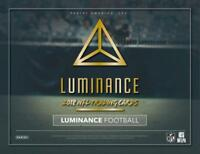 2018 Panini Luminance Gold Football Parallel Cards Pick From List (With Rookies)
