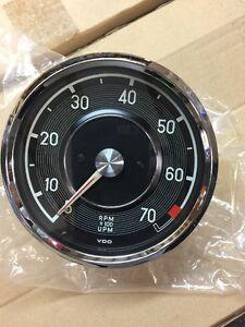 REBUILT Tachometer GAUGE VDO MERCEDES  W113 W111