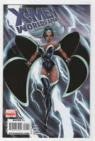 X-Men: Worlds Apart #1-4 (2008-09) [Storm] Complete Mini-Series Campbell Q