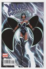 X-Men: Worlds Apart #1-4 (2008-09) [Storm] Complete Mini-Series Campbell Q