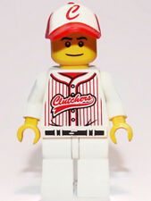 LEGO - Series 3 Minifigure - Baseball Player - Minifig Only - Mini Figure