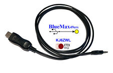 FTDI USB Programming Cable ICOM CI-V CAT IC-R75 IC-R7000 IC-R8500 CT-17