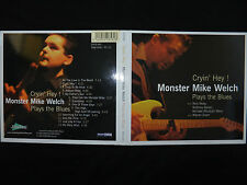 RARE CD MONSTER MIKE WELCH / CRYIN' HEY /