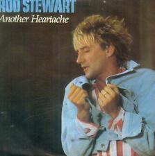 """7"""" ROD STEWART/another Heartache (D)"""