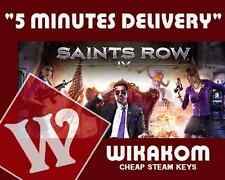 Saints Row 4 IV Game of the Century Edition [ALL DLCs] Steam Gift PC Digital Key