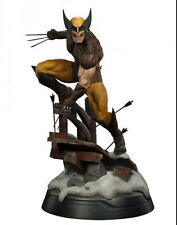 Brown Wolverine Logan Model Resin Kit Unpainted Unassembled 1/4