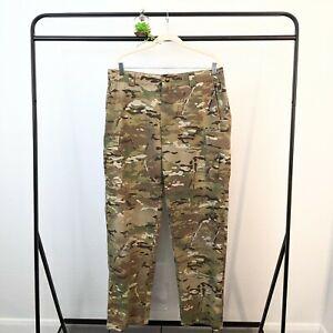 Blauer 8830C Men's Multicam Cargo Pants Size 38