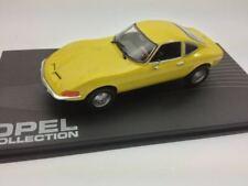 Eaglemoss Opel GT 1968 - IXO 1/43 (cochesaescala)