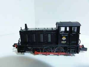 GRAHAM FARISH BACHMANN CATALOGUE NUMBER 371-052 0-4-0DS CLASS 04 SHUNTER BOXED