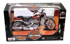 MAISTO Harley Davidson 2014 CVO Breakout 1:12 Copper
