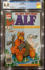 ALF #48 CGC 6.0 White Pages Controversial Seal Cover