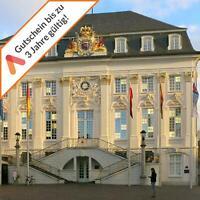 Städtereise Bonn 3 Tage 4 Sterne Hotel für 2 Personen Kurzurlaub Hotelgutschein