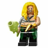 New Lego Aquaman Minifigure From DC Super Heroes Series (colsh-3)