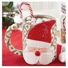"""Mud Pie Mug """"Santa"""""""