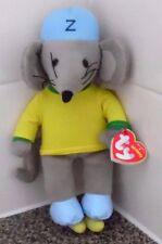 ZOOMER Rastamouse Da 9 pollici TY Beanie Babies giocattolo morbido con tag 2012