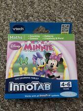Vtech InnoTAB 1 2 3 3S MAX Games Software Cartridges Maths Language Social Logic