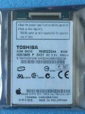 """Apple iPod Hard Drive Classic 6th Gen Replace MK8022GAA HDD1805 1.8"""" 80GB (Used)"""