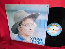 SYDNE ROME same OST LP 1980 ITALY MINT-