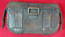PRE WWI Imperial German Ammo Soldier Pouch Model  71/84 Mauser (Cartridge Box)