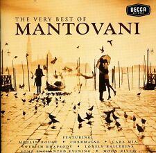 Mantovani - Very Best of [New CD] UK - Import
