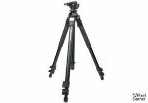 Manfrotto 055ProB Aluminium two stage tripod with 234RC QR Head A0639675